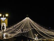 Έκθεση Χριστουγέννων στοκ φωτογραφία