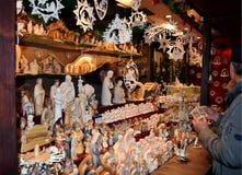 Έκθεση Χριστουγέννων Στοκ φωτογραφία με δικαίωμα ελεύθερης χρήσης