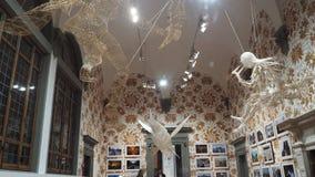 Έκθεση AI Weiwei Στοκ Εικόνες