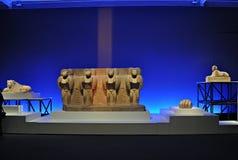 Έκθεση Animale και Pharaohs Στοκ Εικόνα
