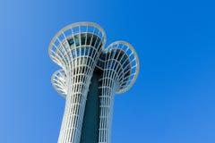 Έκθεση EXPO 2016 πύργων Στοκ Εικόνες