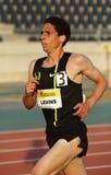 Έκκεντρο Levins αθλητών τρεξίματος διαδρομής Στοκ Εικόνες