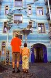 έκπληκτα παιδιά Στοκ εικόνα με δικαίωμα ελεύθερης χρήσης
