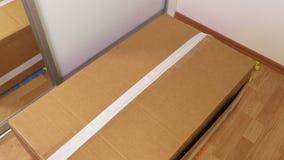 Έκπληξη μορίων κουτιών από χαρτόνι φιλμ μικρού μήκους