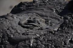 Έκρηξη λάσπης Στοκ φωτογραφία με δικαίωμα ελεύθερης χρήσης