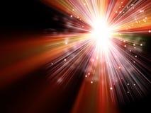 έκρηξη μαγική Στοκ εικόνες με δικαίωμα ελεύθερης χρήσης