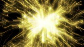 Έκρηξη του Μπιγκ Μπανγκ των καμμένος ακτίνων φιλμ μικρού μήκους