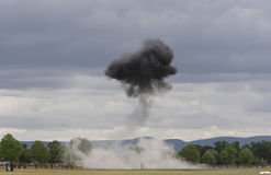 έκρηξη Στοκ Εικόνες