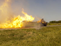 Έκρηξη Στοκ φωτογραφία με δικαίωμα ελεύθερης χρήσης