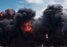 Έκρηξη Στοκ φωτογραφίες με δικαίωμα ελεύθερης χρήσης
