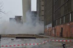 Έκρηξη Στοκ Φωτογραφίες