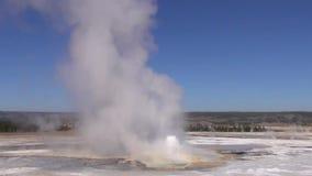 Έκρηξη geyser φιλμ μικρού μήκους