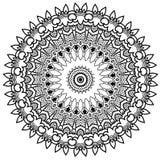 Έκρηξη Mandala Στοκ Εικόνες