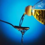 έκχυση πετρελαίου Στοκ εικόνα με δικαίωμα ελεύθερης χρήσης