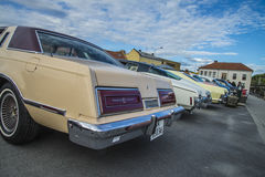 1979 έκδοση κληρονομιάς της Ford Thunderbird Στοκ εικόνες με δικαίωμα ελεύθερης χρήσης