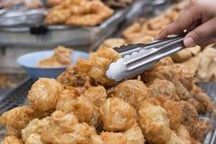 Έκδοση 2 πρόχειρων φαγητών Στοκ φωτογραφία με δικαίωμα ελεύθερης χρήσης
