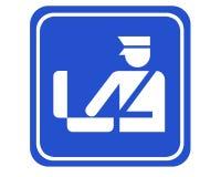 έλεγχος αποσκευών Στοκ Εικόνες