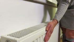 Έλεγχος γυναικών θερμός απόθεμα βίντεο
