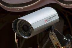 έλεγχος φωτογραφικών μηχανών Στοκ εικόνα με δικαίωμα ελεύθερης χρήσης