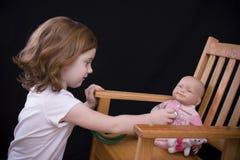 έλεγχος s μωρών επάνω Στοκ φωτογραφία με δικαίωμα ελεύθερης χρήσης