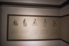 Έλξη αιθουσών Dacheng ναών Κομφουκίου Στοκ εικόνες με δικαίωμα ελεύθερης χρήσης