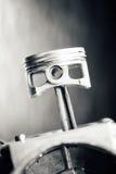 έμβολο μηχανών Στοκ φωτογραφία με δικαίωμα ελεύθερης χρήσης