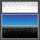 Έμβλημα επιστολών οριζόντιο - 03 Διανυσματική απεικόνιση