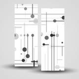 Έμβλημα που τίθεται διανυσματικό για το σχέδιό σας Στοκ Εικόνες