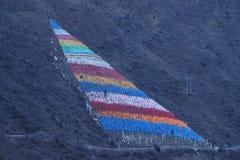 Έμβλημα του Θιβέτ στοκ φωτογραφία με δικαίωμα ελεύθερης χρήσης