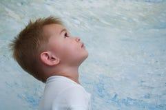 έμπνευση μωρών Στοκ Εικόνες