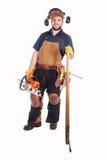 έμπορος ξυλείας κούτσο&ups Στοκ εικόνες με δικαίωμα ελεύθερης χρήσης
