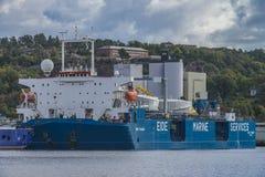 Έμπορος των MV eide Στοκ εικόνα με δικαίωμα ελεύθερης χρήσης