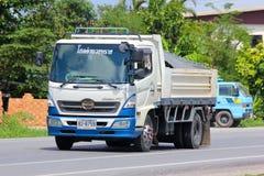 Έμφραξη Amnuay Sray 6 φορτηγό απορρίψεων ροδών στοκ φωτογραφίες
