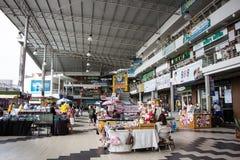Έμφραξη Plaza Mee Σύγχρονο Plaza στο αστικό περιθώριο της πόλης chiangmai Στοκ Φωτογραφίες