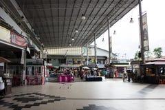 Έμφραξη Plaza Mee Σύγχρονο Plaza στο αστικό περιθώριο της πόλης chiangmai Στοκ Εικόνες