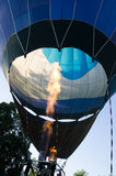 Έναρξη μπαλονιών ζεστού αέρα Στοκ Εικόνες