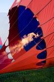 Έναρξη μπαλονιών ζεστού αέρα Στοκ φωτογραφίες με δικαίωμα ελεύθερης χρήσης