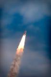 Έναρξη atlantis-STS-135 Στοκ φωτογραφία με δικαίωμα ελεύθερης χρήσης