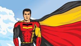 Ένας έξοχος Γερμανός ελεύθερη απεικόνιση δικαιώματος
