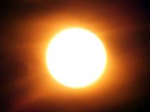Ένας ήλιος Στοκ εικόνες με δικαίωμα ελεύθερης χρήσης