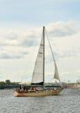 Ένας δίκαιος αέρας για τη βάρκα στοκ φωτογραφίες με δικαίωμα ελεύθερης χρήσης