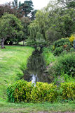 Ένας αγγλικός κήπος Στοκ φωτογραφία με δικαίωμα ελεύθερης χρήσης
