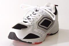 ένας αθλητισμός παπουτσιών στοκ εικόνες