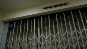 Ένας ανελκυστήρας εργοστασίων απόθεμα βίντεο
