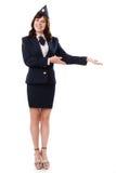Ένας ανώτερος υπάλληλος γυναικών Στοκ Εικόνα