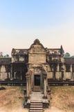 Ένας από τους ναούς μέσα στο Angkor Wat Το Angkor Wat είναι ένα από το διάσημο τουριστικό αξιοθέατο στον κόσμο, που βρίσκεται Στοκ Εικόνες