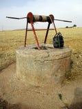Ένας απλός καλά στην επαρχία του Μαρόκου Στοκ εικόνα με δικαίωμα ελεύθερης χρήσης