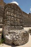 Ένας αρχαίος των Μάγια θρόνος στο Μεξικό Στοκ φωτογραφία με δικαίωμα ελεύθερης χρήσης