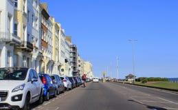 Ένας 259 αυτοκινητόδρομος Hastings Ηνωμένο Βασίλειο στοκ εικόνες με δικαίωμα ελεύθερης χρήσης