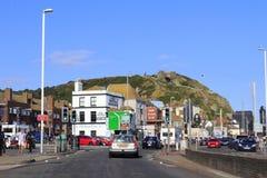 Ένας 259 αυτοκινητόδρομος Hastings Ηνωμένο Βασίλειο στοκ φωτογραφίες